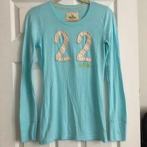 Hollister Long Sleeve Shirt Size Medium